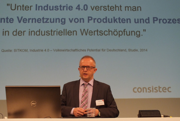 Dr.-Ing. Thomas Sinnwell, consistec Engineering & Consulting GmbH