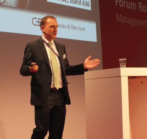 Torsten Leibner, Giesecke & Devrient GmbH