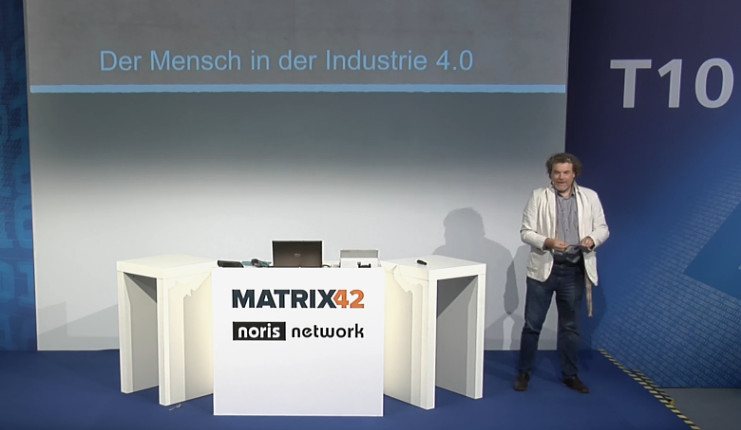 Foto: Screenshot v. Video, NürnbergMesse