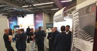 "Traditioneller Standempfang des Clusters Industrie 4.0 auf der ""it-sa"" in Nürnberg"
